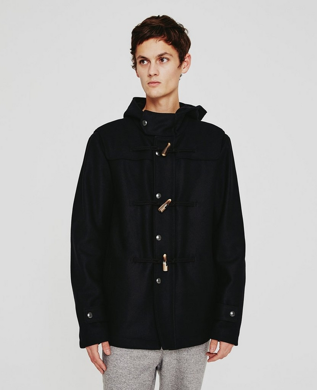 The Porter Duffel Coat