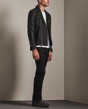 The Ames Biker Jacket