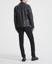The Kuro Leather Jacket
