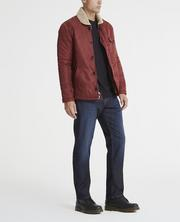 The Holt Shearling Lined Jacket