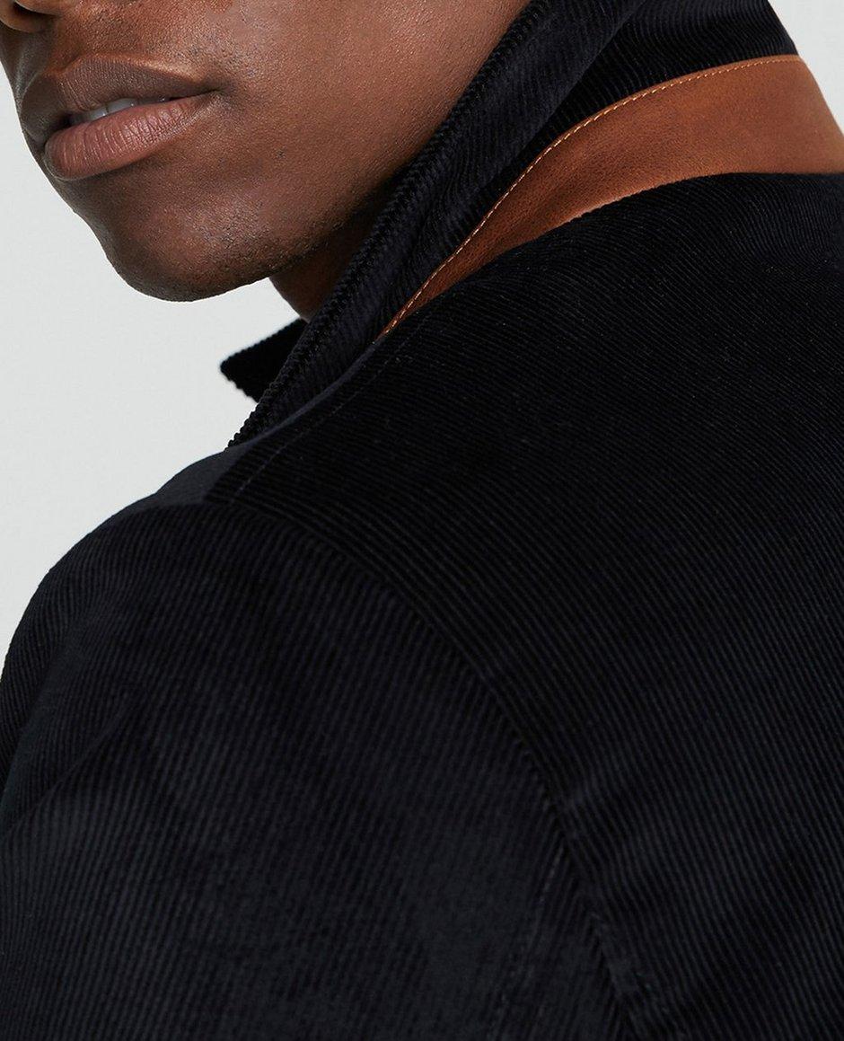 The Bannon Varsity Jacket