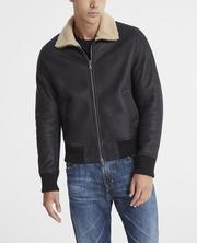 The Kane Shearling Coat