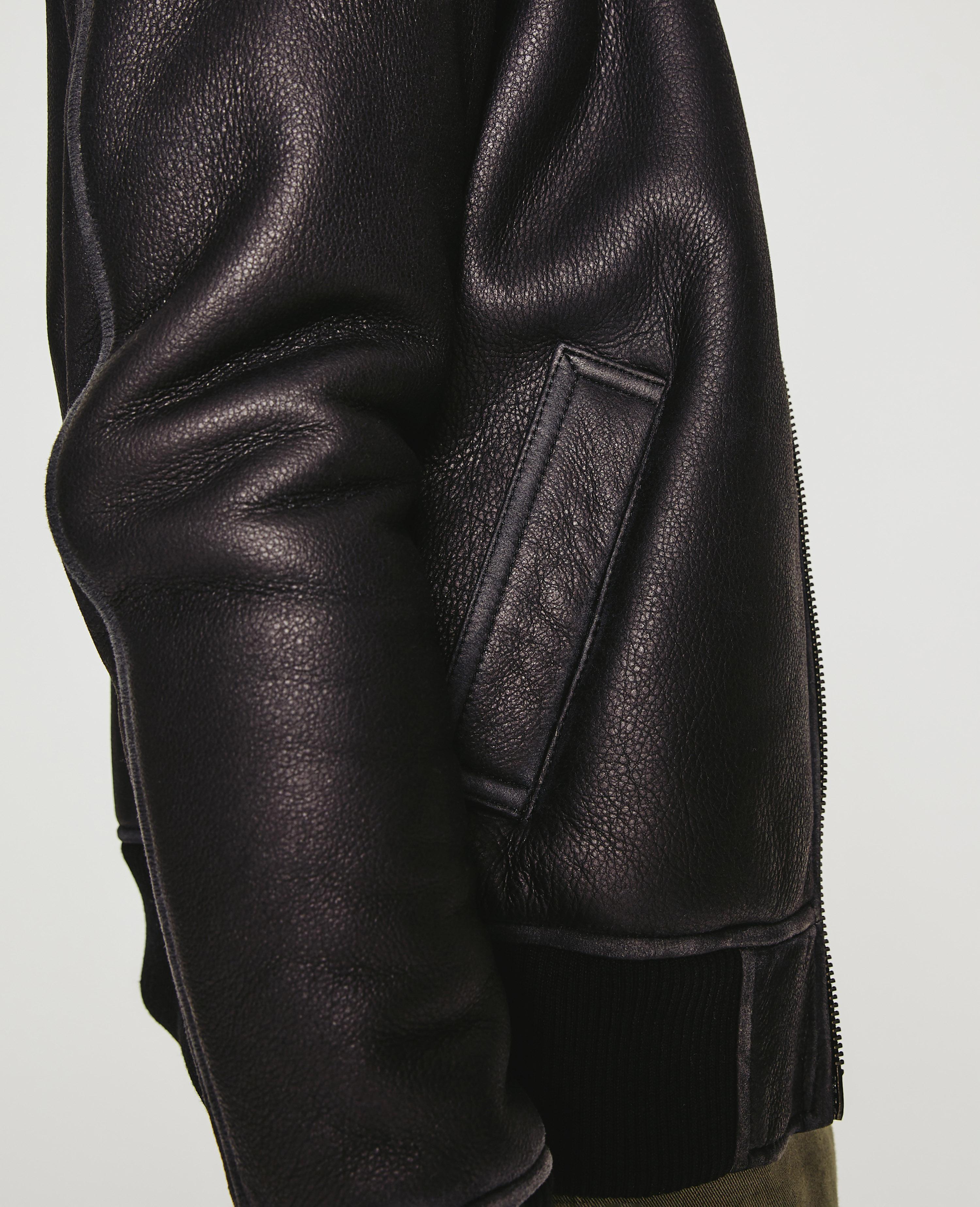 The Kane Shearling Coat