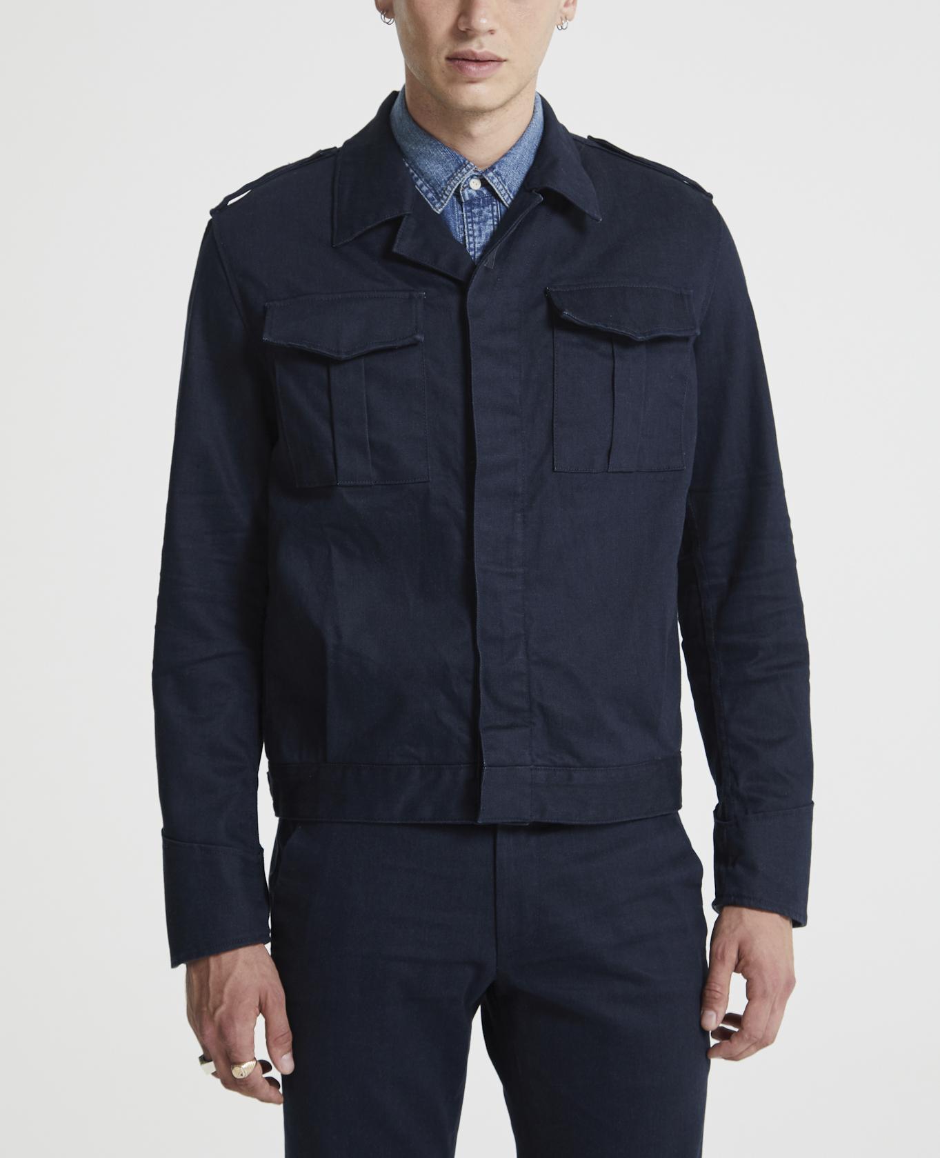 The Arrow Jacket