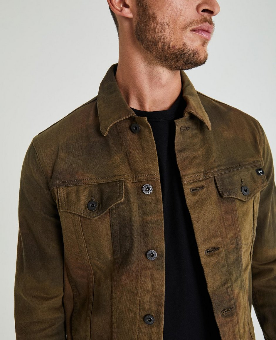 The Dart Jacket