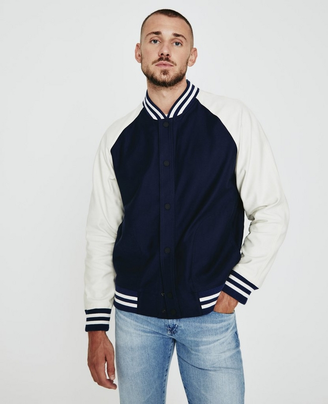The Neo Raglan Bomber