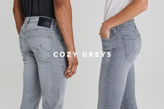 Shop cozy greys for men and wome