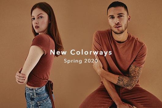Shop Spring 2020 New Colorways