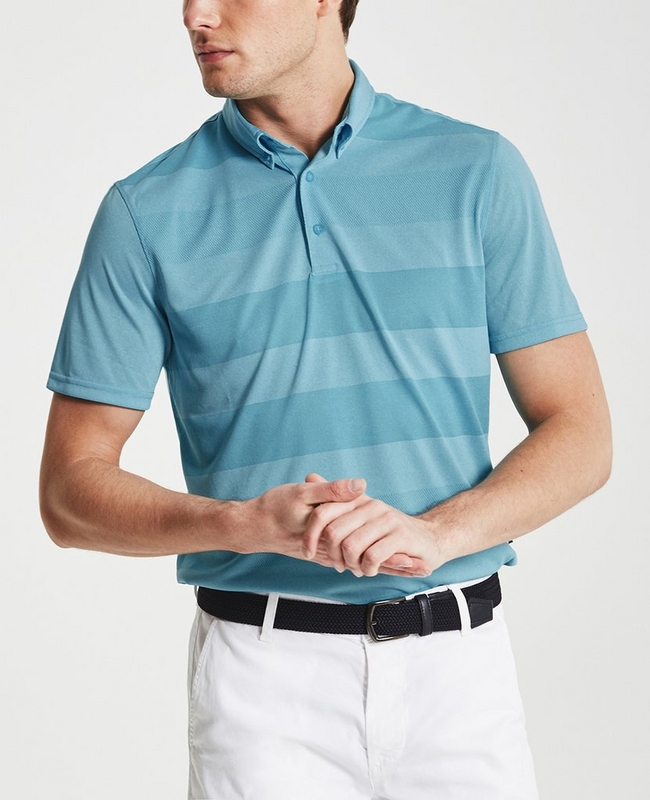 Hansen Stripe Polo