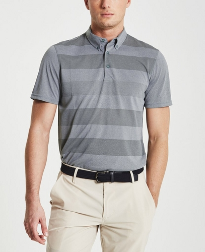 The Hansen Stripe Polo