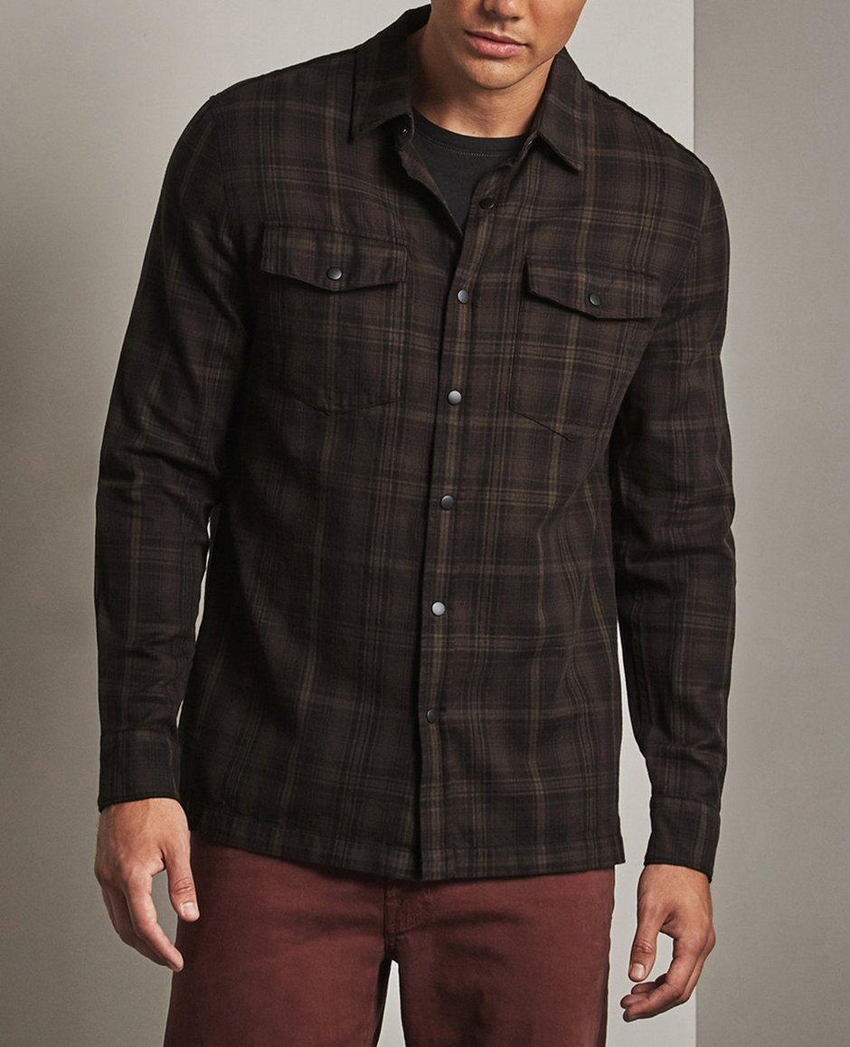 The Boone Overshirt