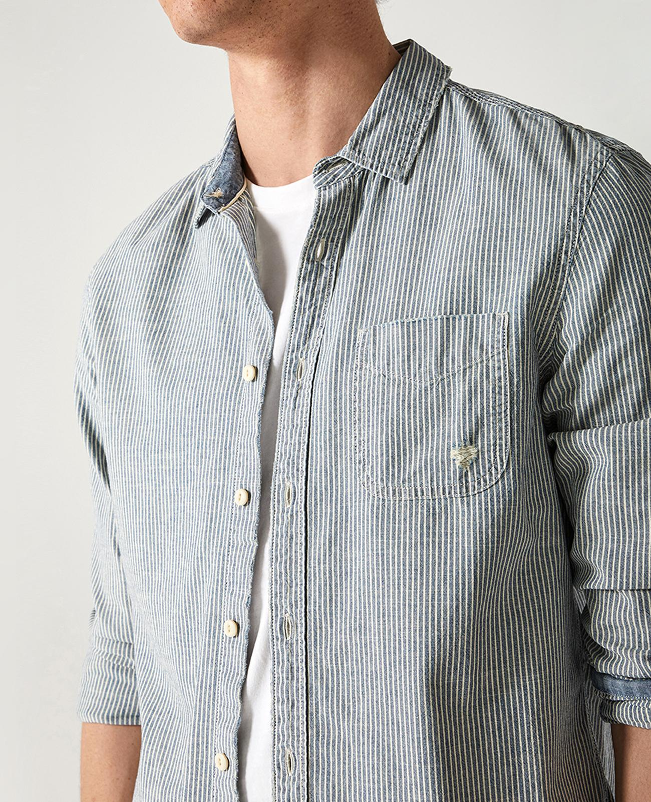 The Nelson Shirt