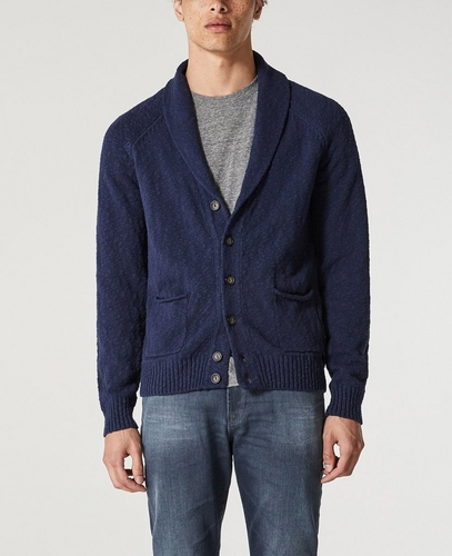 The Oslo Shawl Cardigan