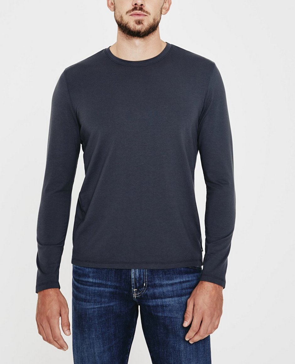 The Clyde L/S Tee