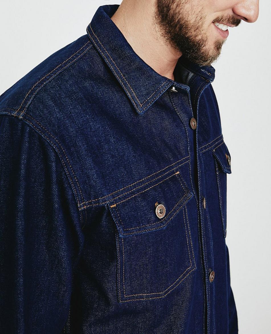 Elias Shirt Jacket