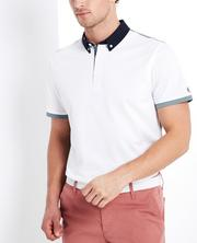 The Deuce Color Block Polo