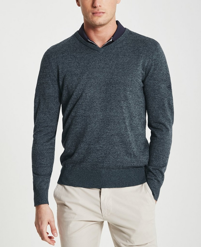 The Ridgewood V-Neck