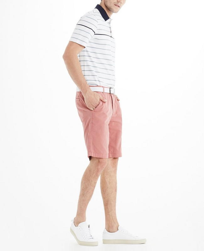 Farrell Stripe Polo