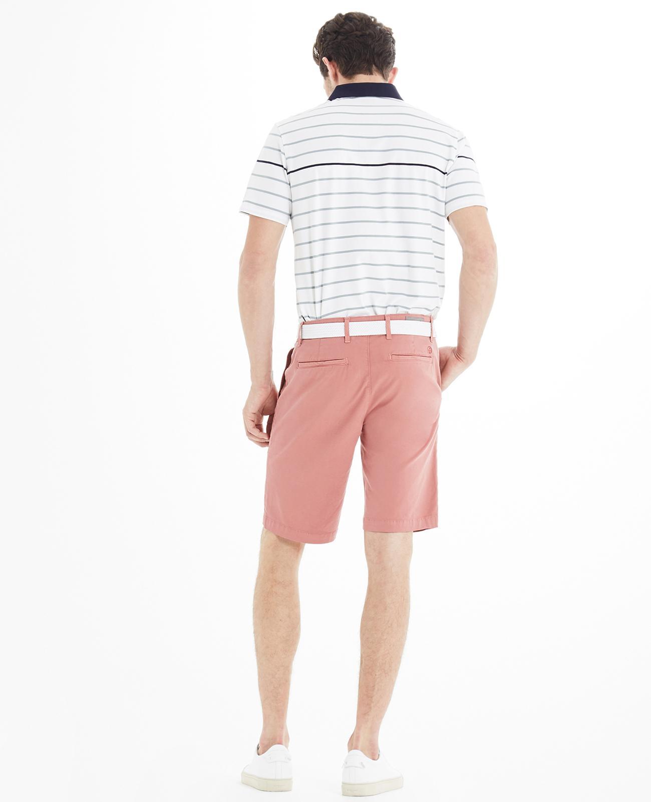 The Farrell Stripe Polo