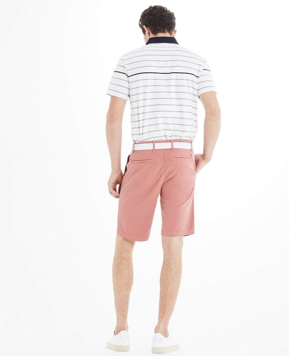 The Farrell Stripe Polo