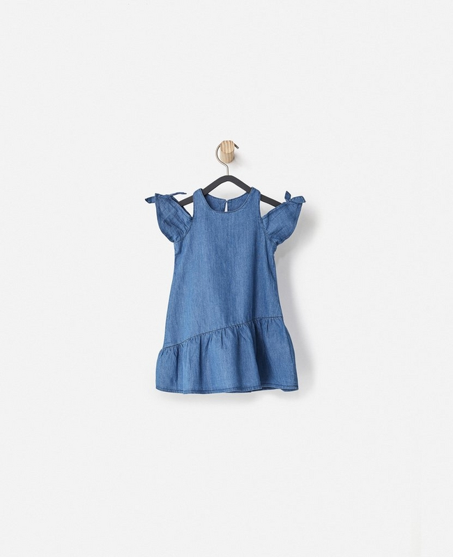 Denim Dress (Infant Girls)