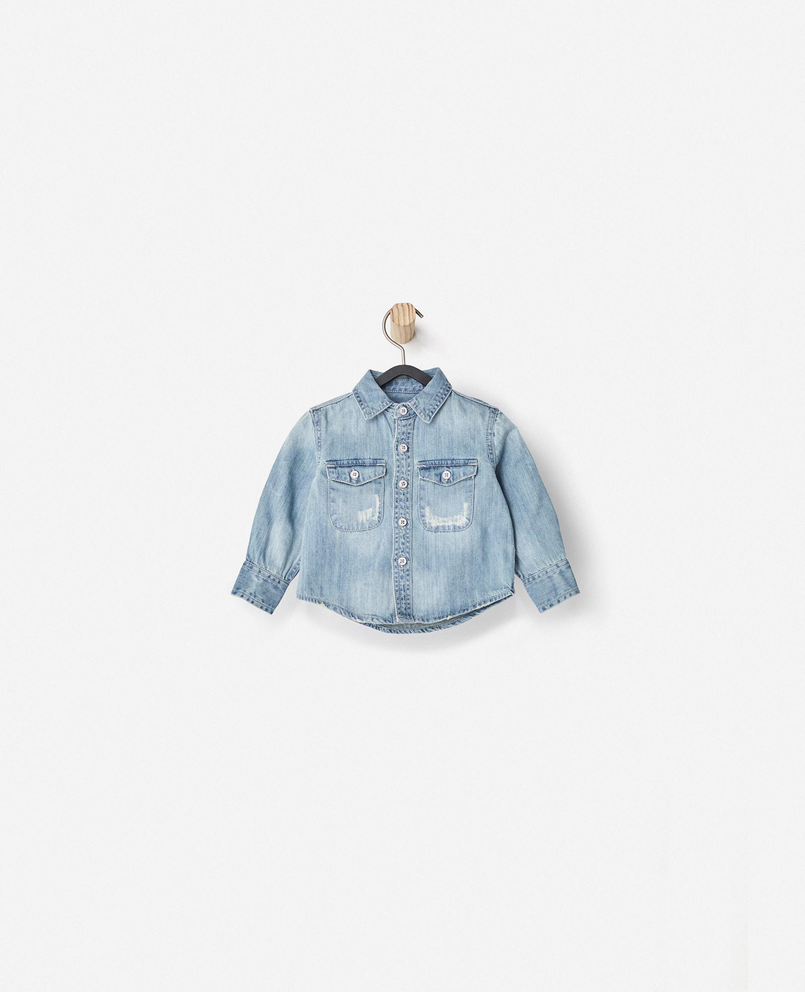 The Bryson Shirt (Infant Boys)