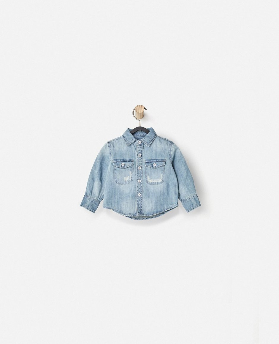 The Bryson Shirt (Infant Boys)