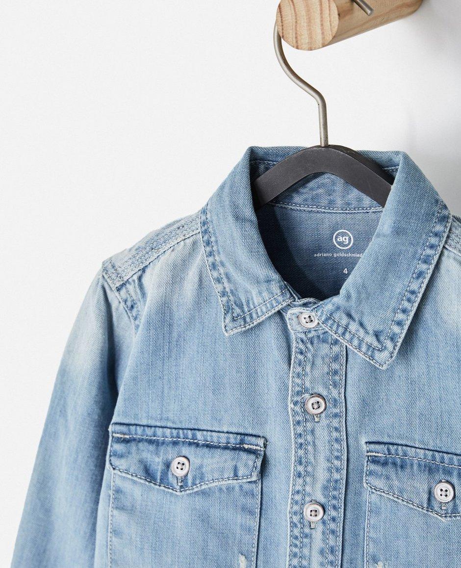 The Bryson Shirt  (Little Boys)