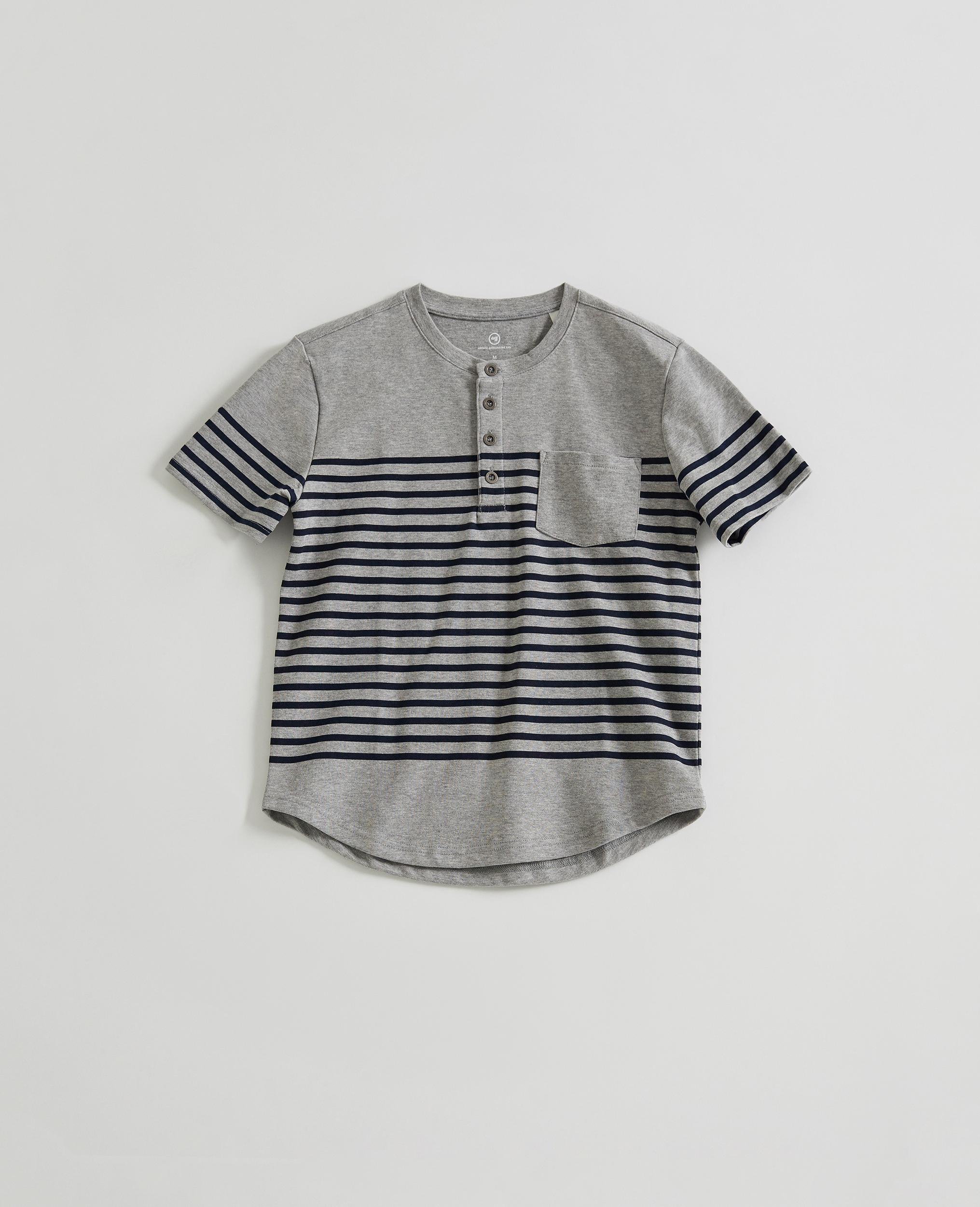 The Calix Henley Tee (Little Boys)