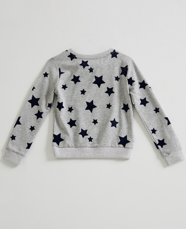 The Star Sweatshirt (Big Girls)