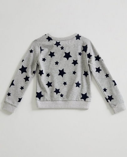 The Star Sweatshirt (Big Girls)
