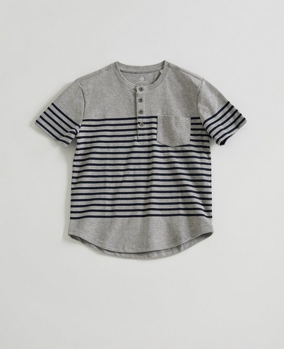 The Calix Henley Tee (Big Boys)