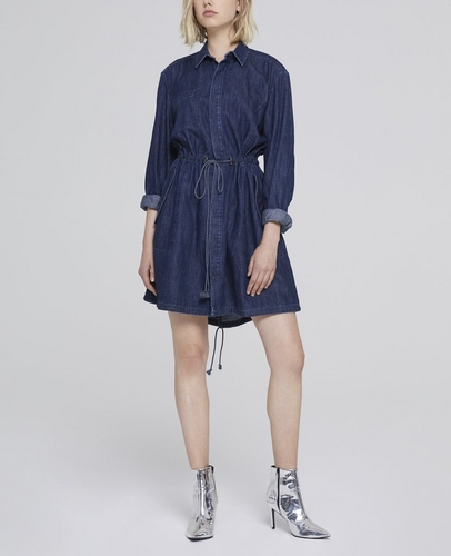 The Pause Parka Dress