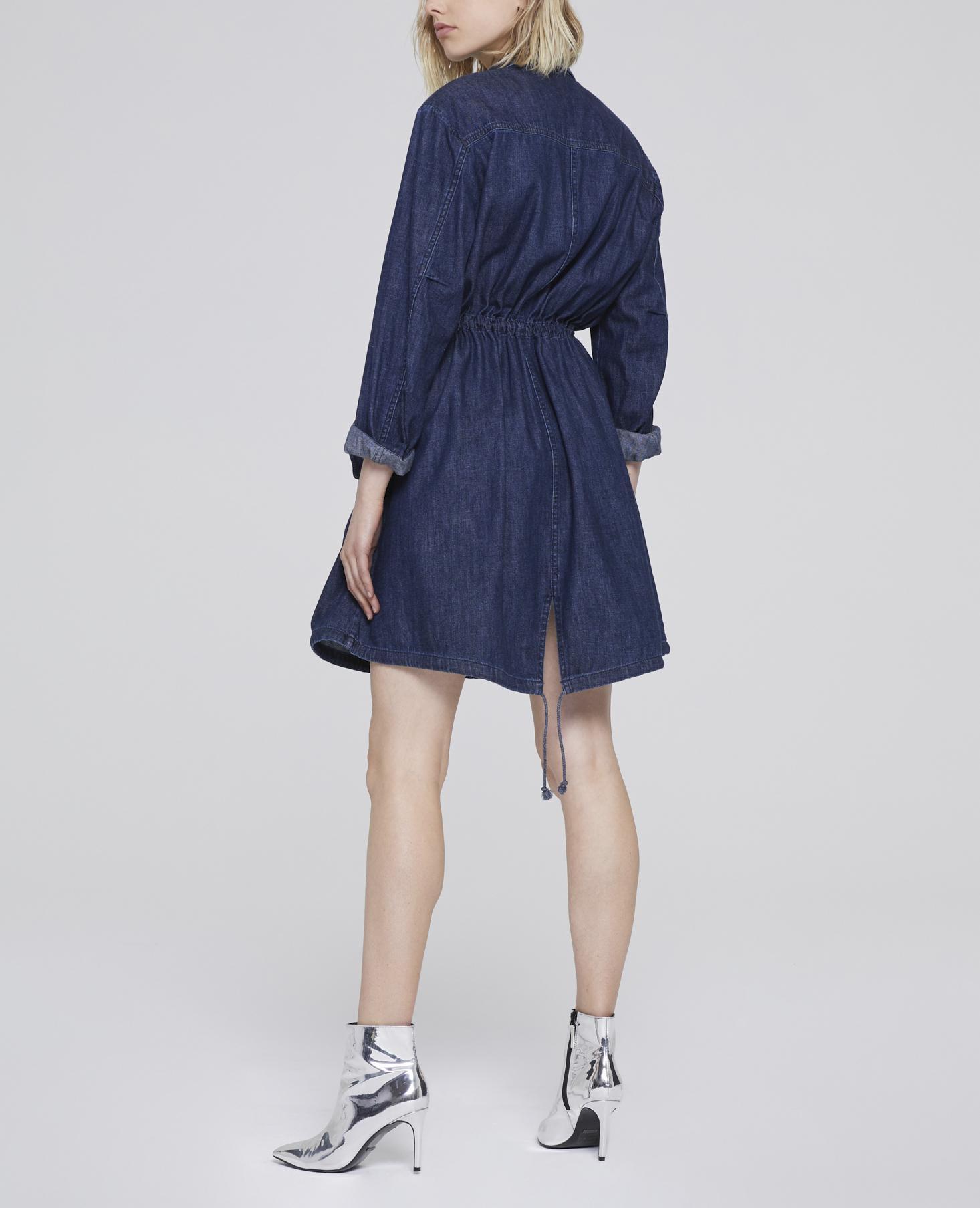The Pause Parka Dress