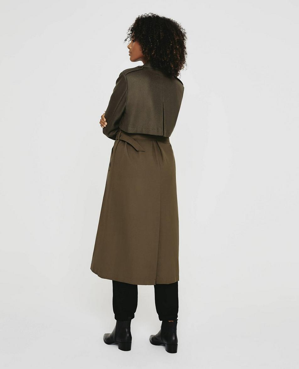 The Aria Trench Coat