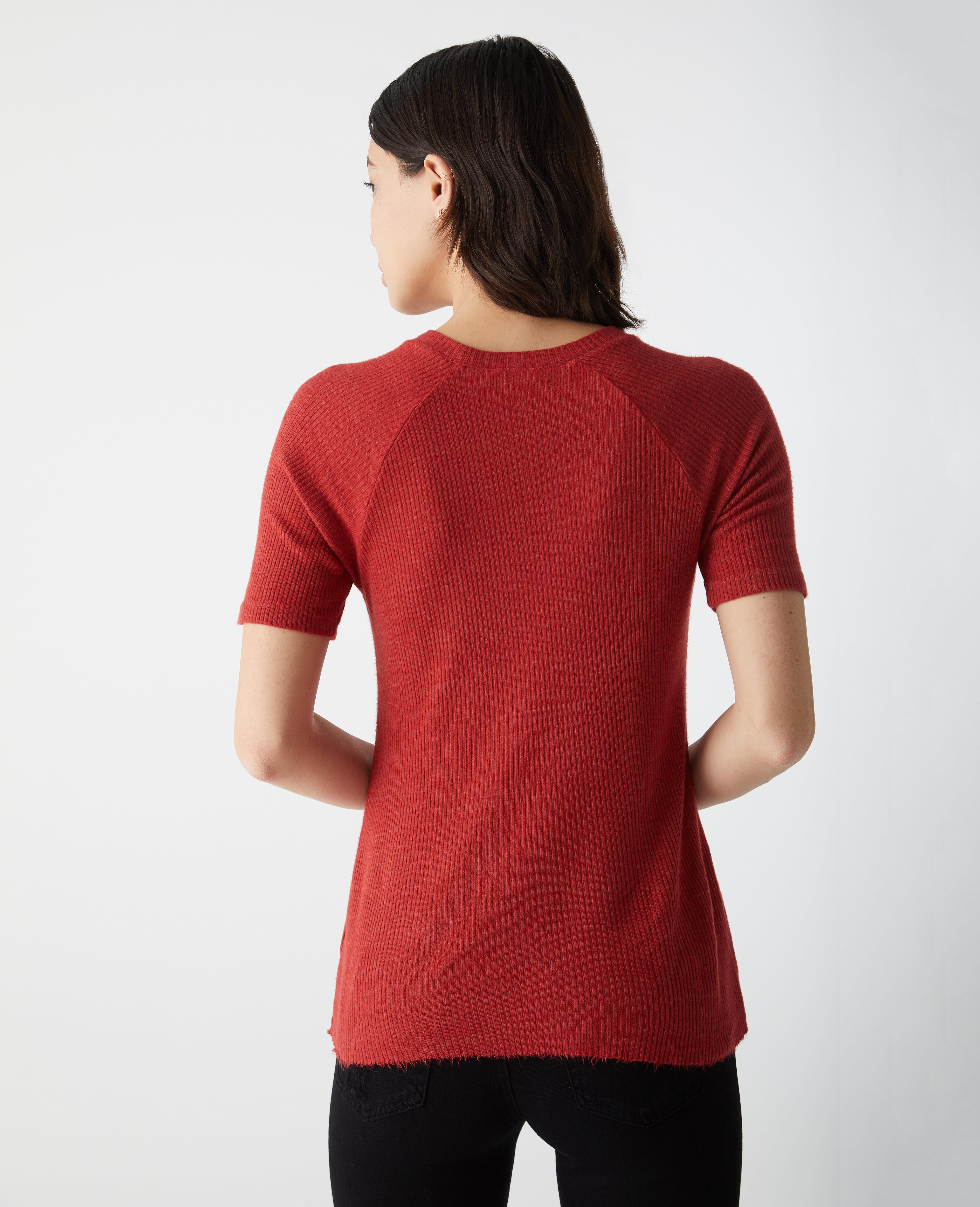 The Irene Raglan Tee