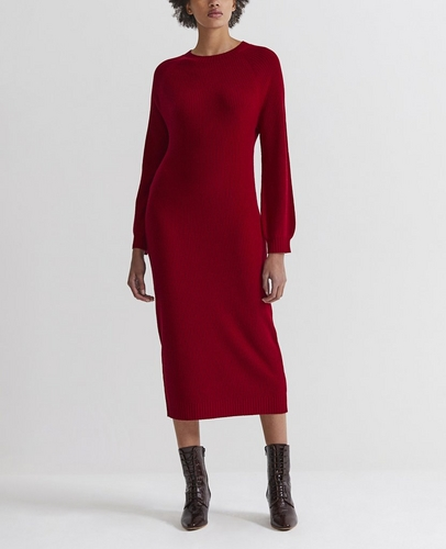 The Quaid Raglan Dress