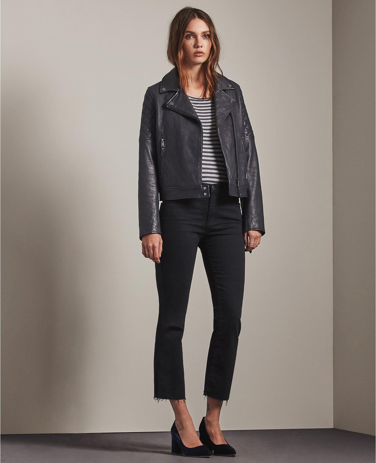 Choose SZ//Color AG Adriano Goldschmied Women/'s Jodi Crop Jean