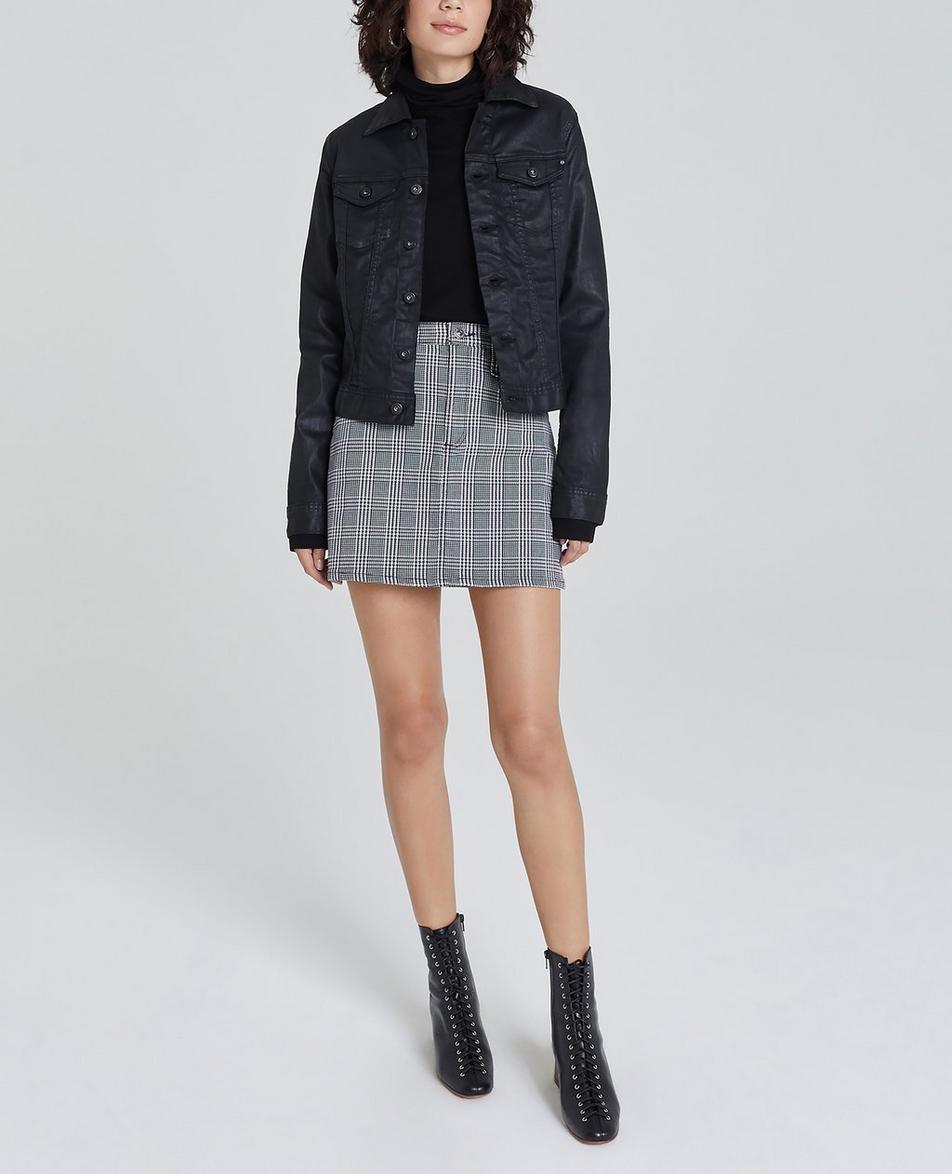 The Harlo Mini Skirt