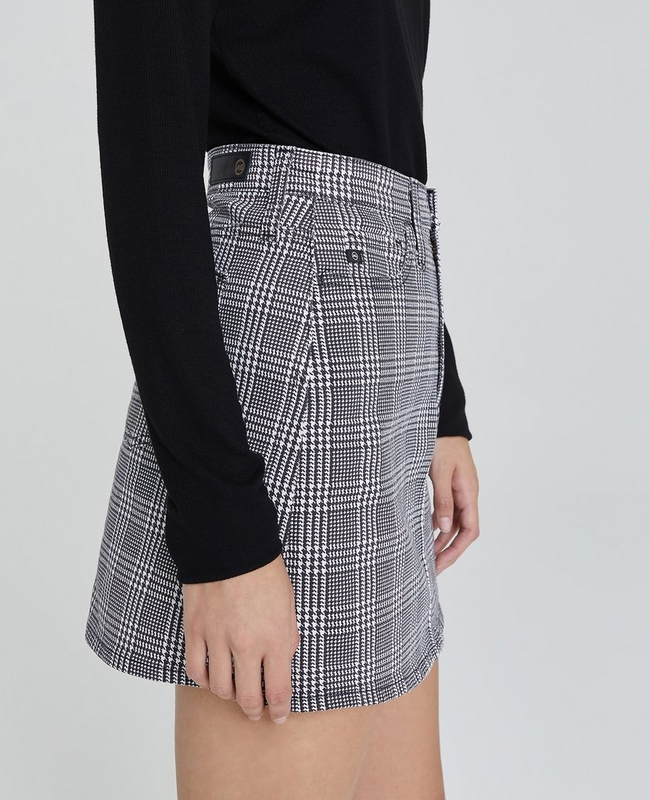 The Harlo Mini Skirt