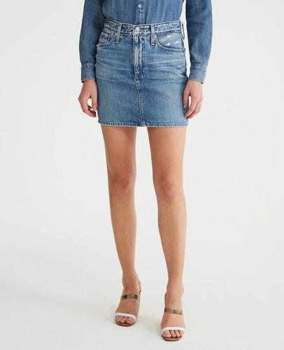 d7ee4e7ce1 Premium Denim Shorts & Skirts for Women | AG Official Store