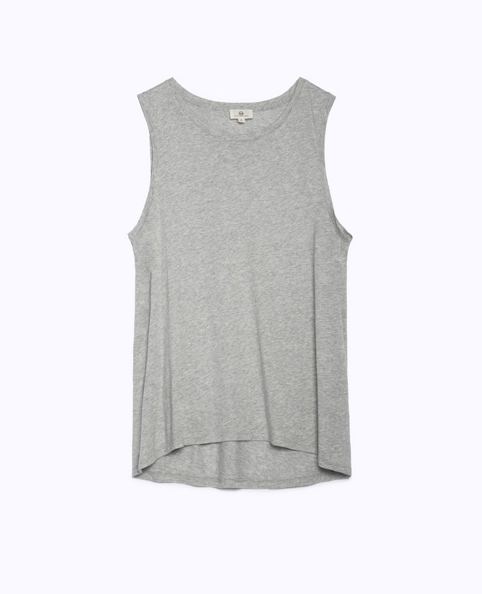 The Ashton Muscle Tank