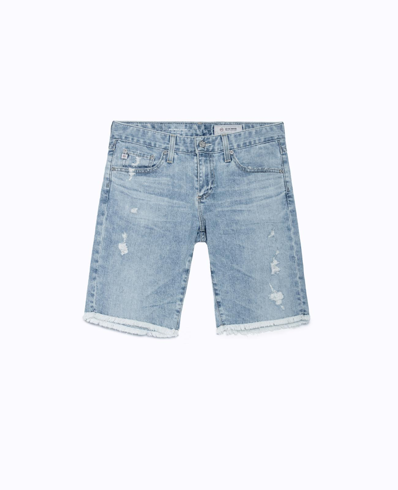 9139f3a189 The Nikki Short in 24 Years Relief AG Jeans Official Store