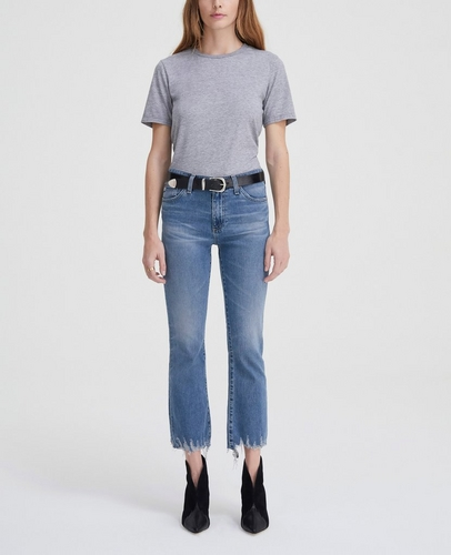81233c687d4 Women's Cropped Jeans & Pants at AG Jeans Official Store