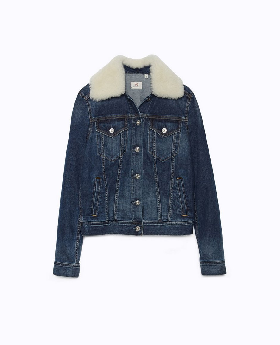 The Shearling Mya Jacket