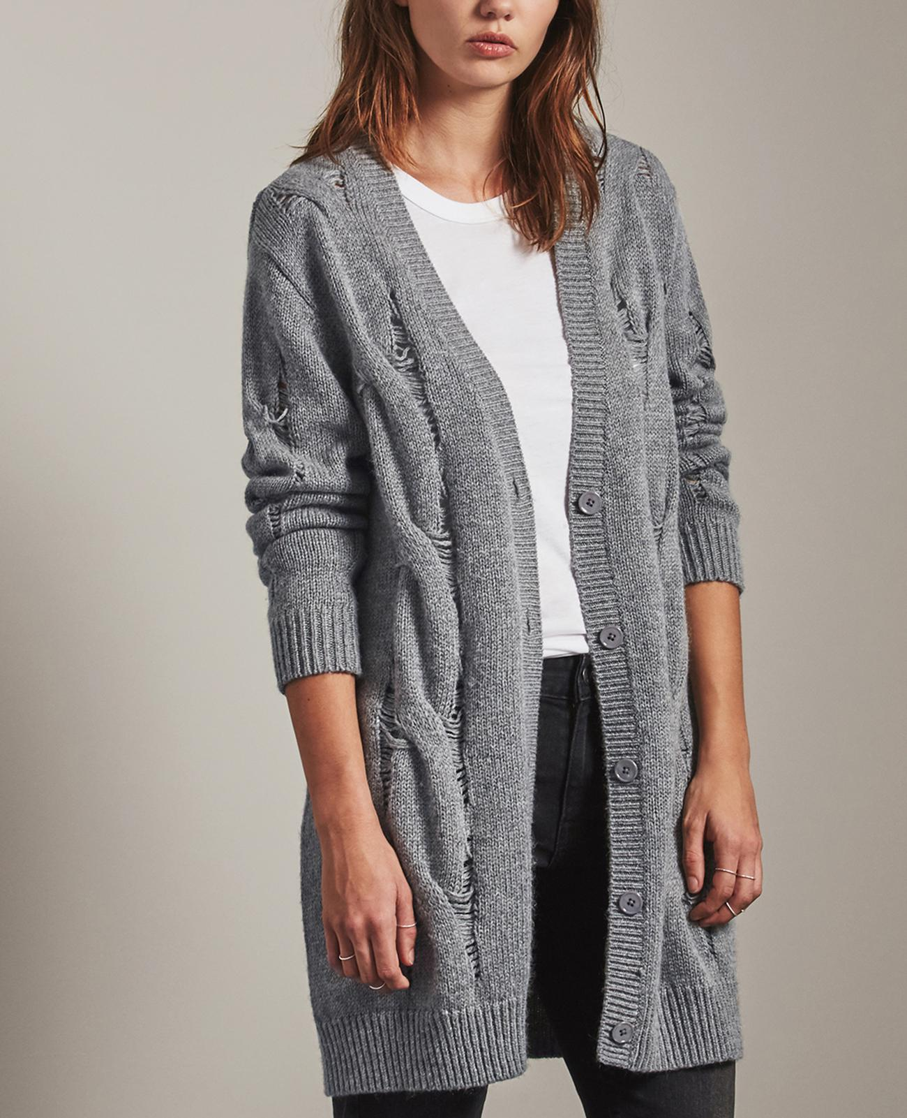 The Sandrine Cardigan