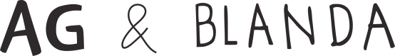 AG by Blanda Collection Logo