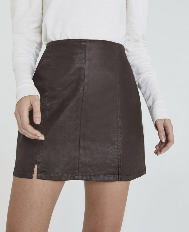 The Adaline Paneled Skirt