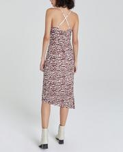 The Scarlet Dress
