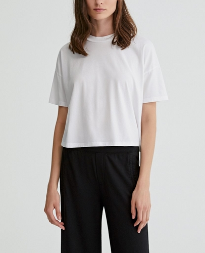 The Drew Cropped Tee